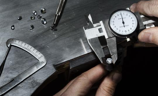 Art of Diamond Cutting | Shimansky
